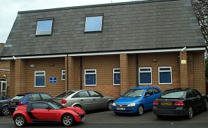 Acomb Police Station