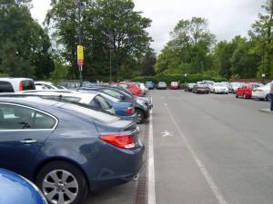 Attempted sale of Union Terrace car park