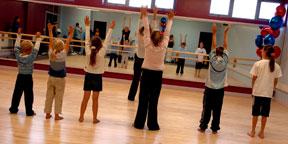 dance energise
