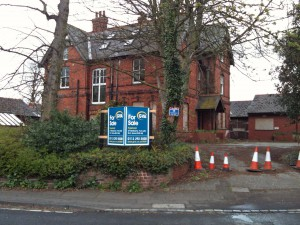 Care home on The Green Acomb