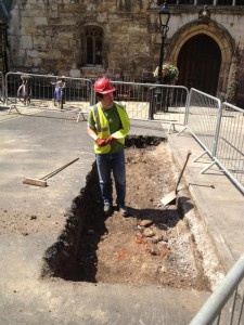 Guildhall dig
