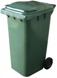 Green waste refusebin