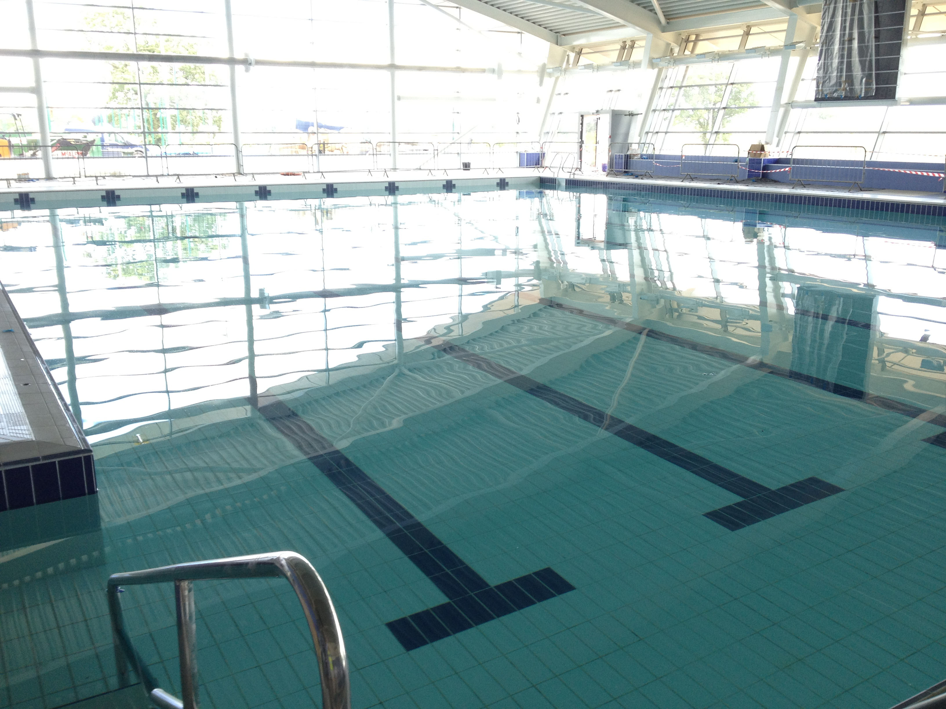 New pool to revolutionise sport in york says liberal democrat councillor steve galloway for University of york swimming pool