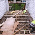 House building, Norfolk