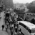 Lendal bridge - always been busy at 5;00pm
