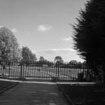 Lowfields school entrance Oct 2010