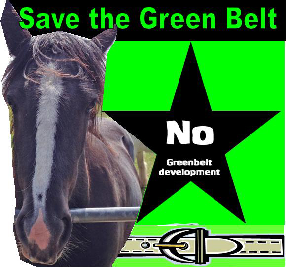 Green Belt campaign logo