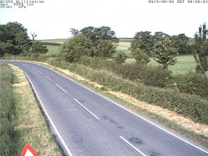 County Council weather camera. Click photo to access North Yorkshire cameras