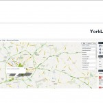 York Live traffic information. Click image to access