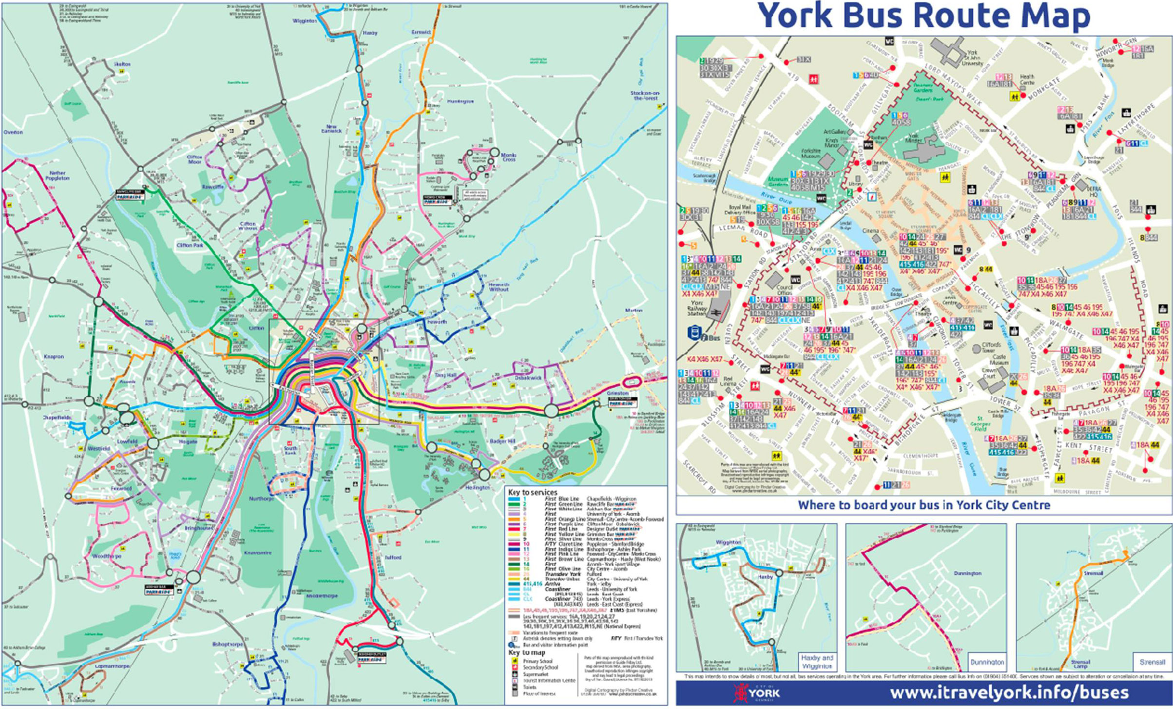 Revised York bus timetables start today Steve Galloway