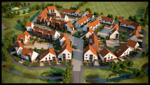 Derwenthorpe development