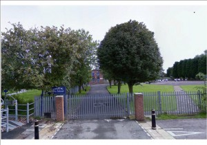 Our Lady's school site. Click to see planning application