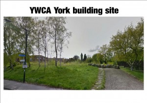 YMCA building site