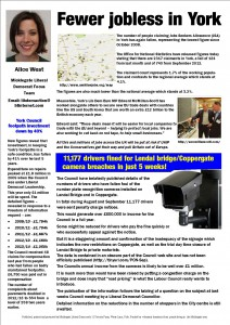 Newsletter page 1 click to enlarge