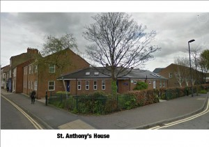 St. Anthony's House