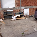 Dumping back Beaconsfield Street