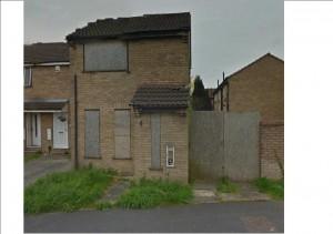 Empty home in Bradley Drive