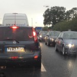 Congestion on northern by pass set to continue?