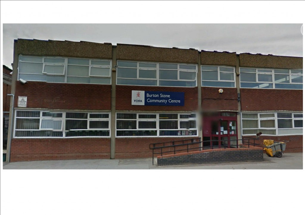 Burton Stone community centre future unclear