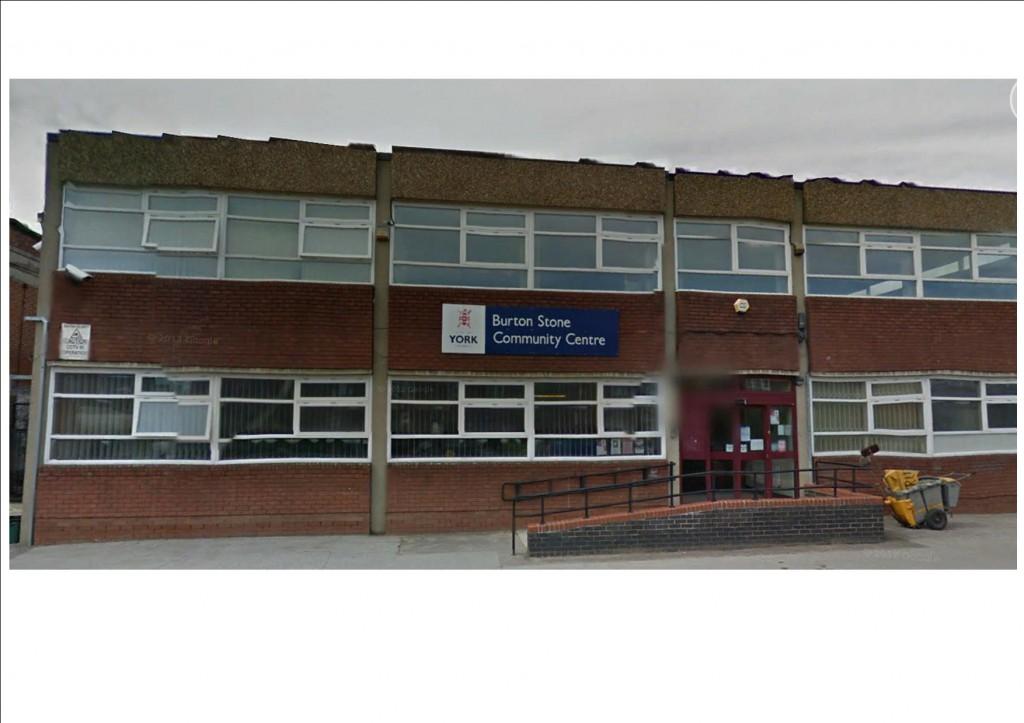 Burton Stone community centre future unclear