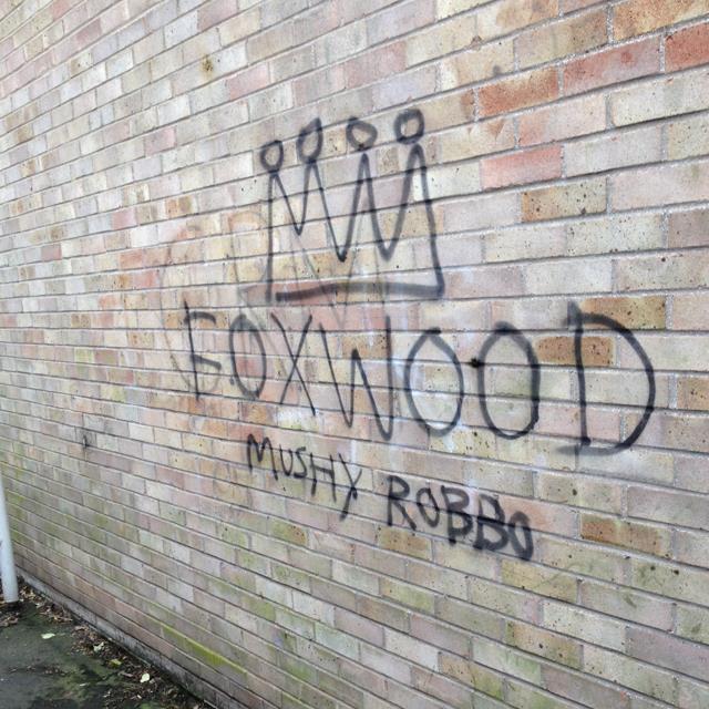 Graffiti Foxwood