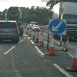 Poppleton Bar Roadworks delays