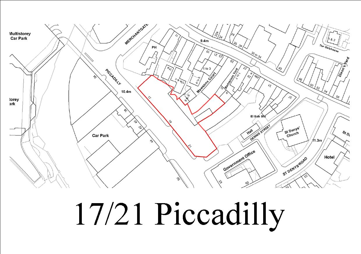 17/21 Piccadilly