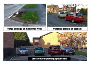 Car parking problems growing in Westfield area