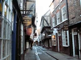 shopper numbers down 10% in york city centre.   steve galloway