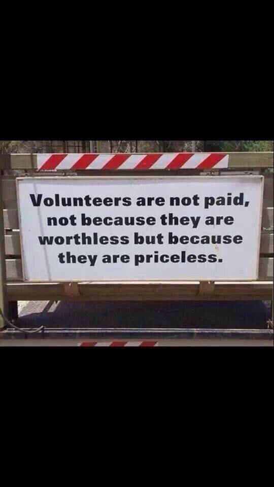Community Centre volunteers