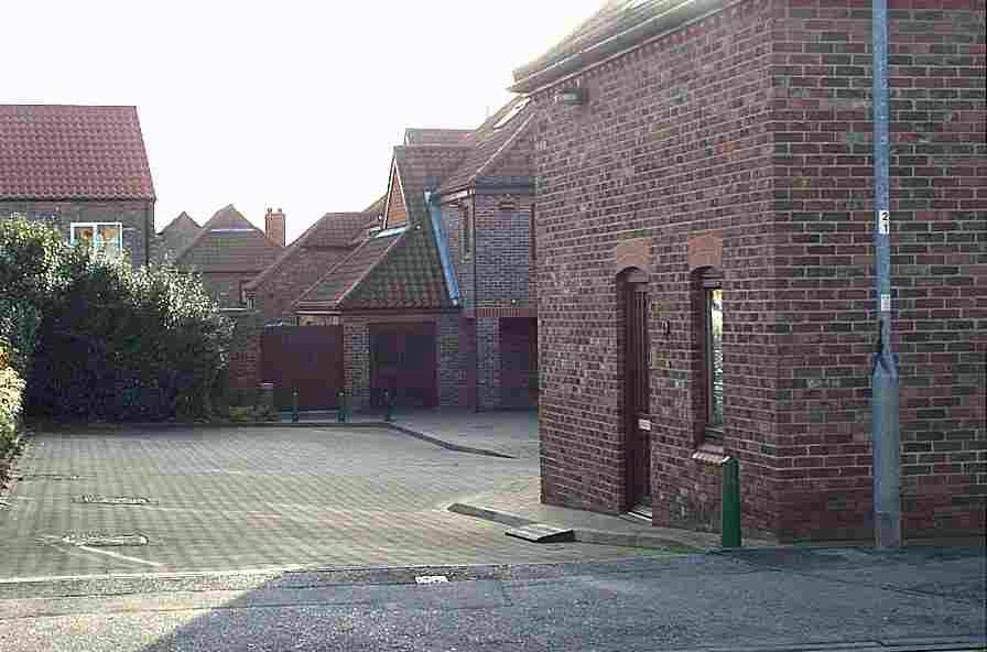 Gale Farm Court sheltered accommodation