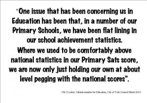 Schools quote March 2014