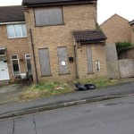 More vandalism reported on 9 Bradley Drive on 11th March
