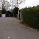 Poorly maintained garage areas