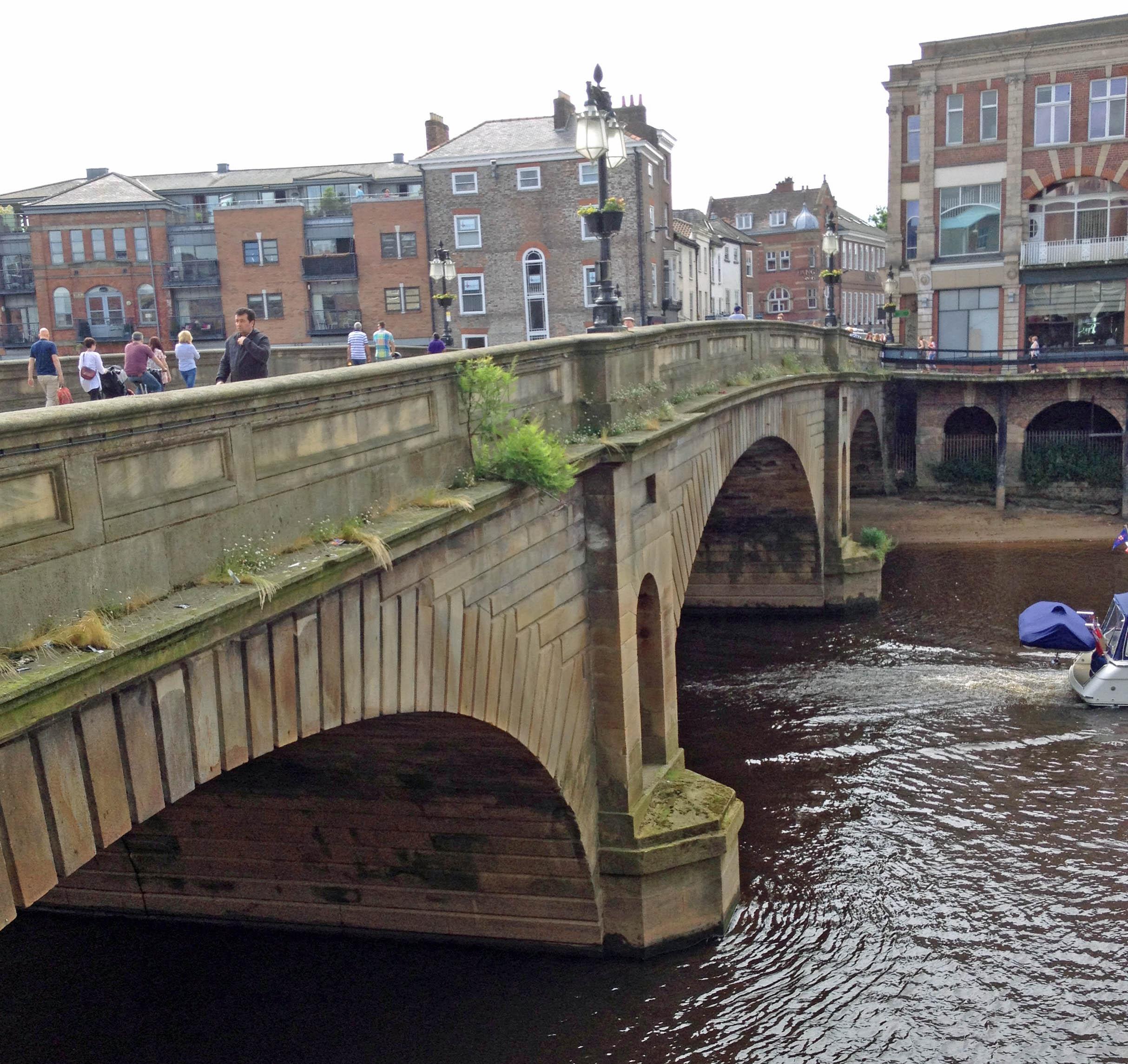 Ouse Bridge 2014