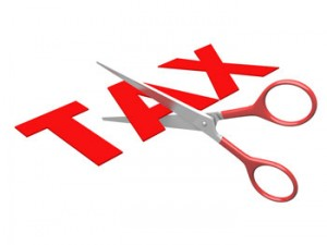 cutting-taxes