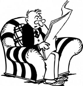man_reading_newspaper_clip_art_19616