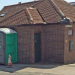 Acomb toilets closed 2 1400 hours 25th July 2014