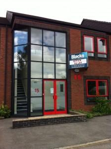 Clifton Moor office empty