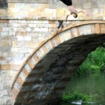 Man jump York Bridge
