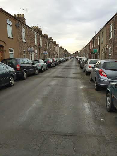 Newborough Street