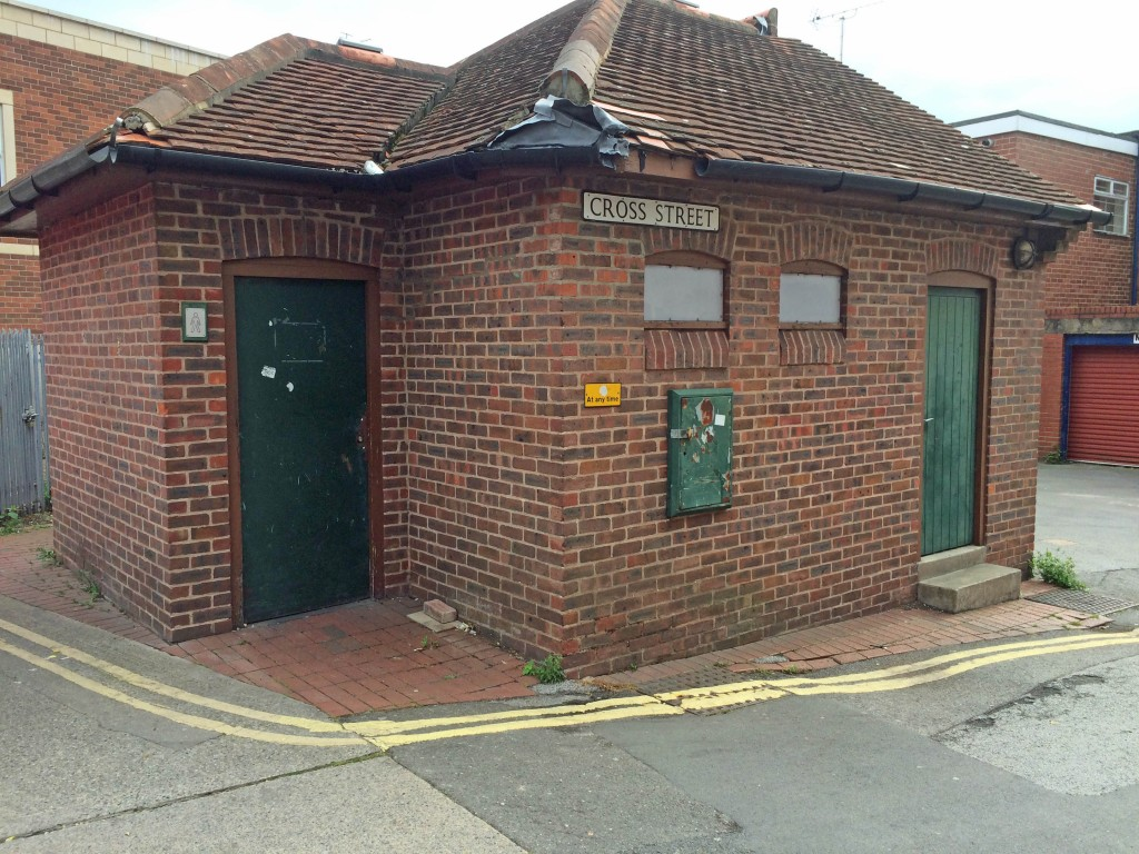 Acomb toilet closed again