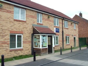 Sanderson House community centre