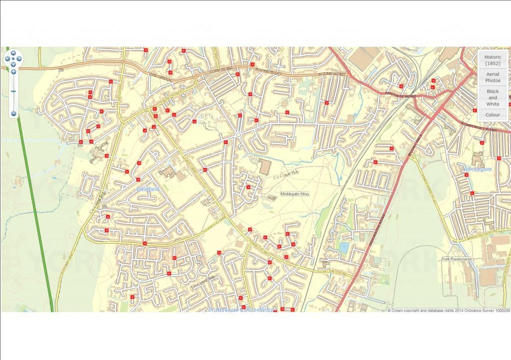 Council salt bin location map click