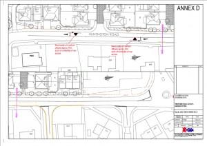 Huntington Road proposals click to access