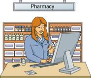 pharmacy and pharmacist
