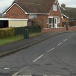 Missing 20 mph sign on Briar Avenue. Other signs requiring attention are ignored by Council