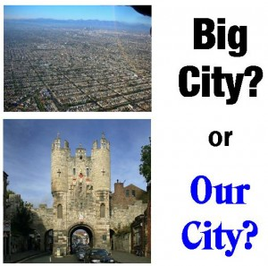 Big City small