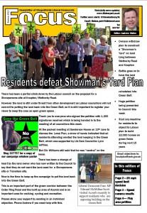 713 Page 1 colour Chapelfields Focus July 13 A3