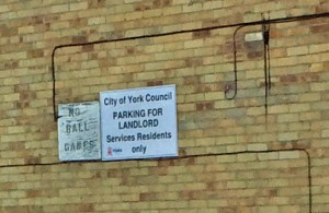"Council sign has been criticised as ""meaningless"""